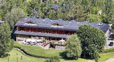 Hotel Domus Selecta Chalet Del Golf