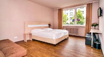 Hotel Smart Stay Hostel Munich City