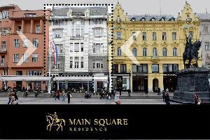 Aparthotel Residence Main Square Apartments