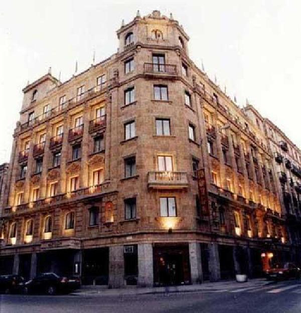 Hotel monterrey salamanca - Hotel salamanca 5 estrellas ...