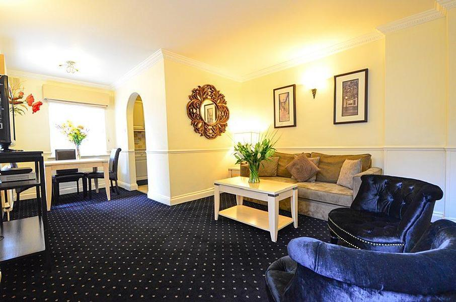 Aparthotel collingham serviced apartments london for Londre appart hotel