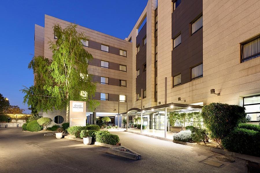 hotel exe madrid norte madrid